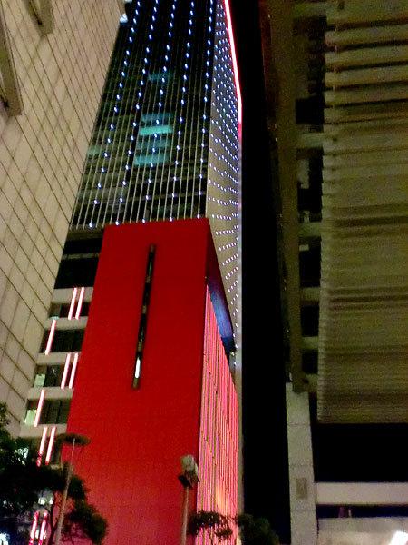 台北101周辺夜景