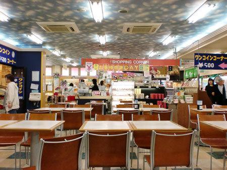 「若狭湾周遊観光旅行」1日目・西宮名塩ICで朝食