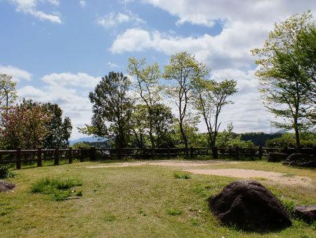 舞鶴若狭自動車道西紀SAを散策・景色が奇麗