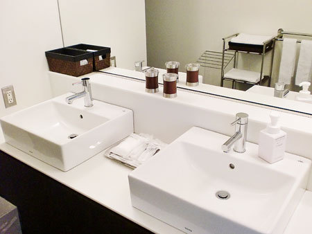ホテルうみんぴあ・特別和洋室お風呂