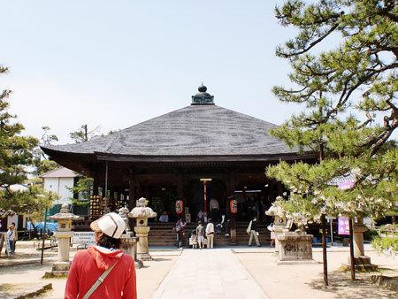 天橋山・智恩寺