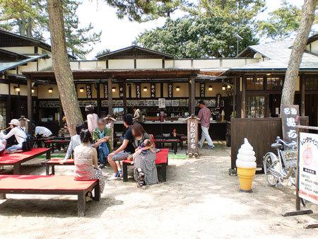 天橋立公園・はしだて茶屋