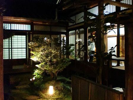 清水寺 夜の特別拝観 石塀小路 圓徳院
