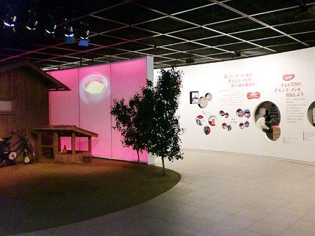 日清インスタントラーメン発明記念館 館内散策