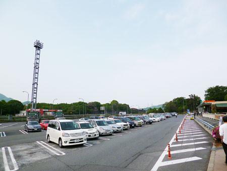 鳥羽&伊勢神宮 周遊観光旅行 Vol.01 西名阪自動車道・香芝サービスエリア