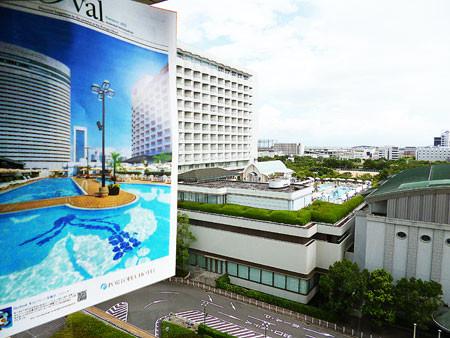 神戸ポートピアホテル ツインルーム クチコミ