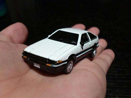 80年代名車コレクション ハッピー缶が当たりました