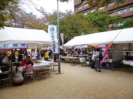 大阪市西区民祭りに行ってきました