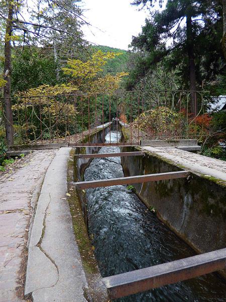 南禅寺 水路・疏水