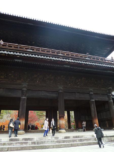 大本山南禅寺 三門