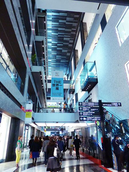 グランフロント大阪のスペシャルプレビュー