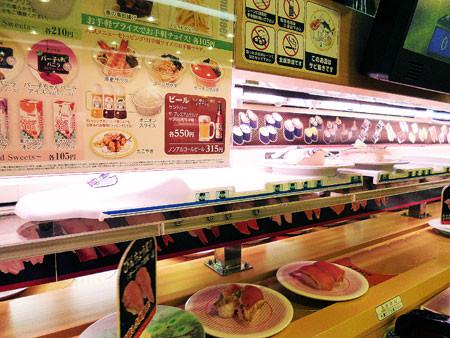 かっぱ寿司 境川店に行ってきました