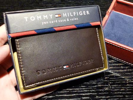 ポイントカード トミーフィルガー 名刺入れ