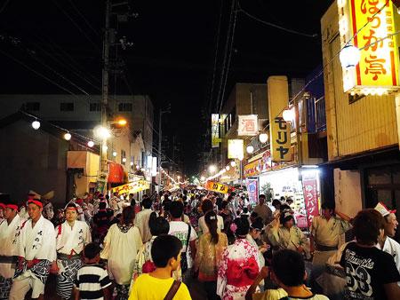 徳島県三好市,いけだ阿波踊り,に行ってきました,JR阿波池田駅,周辺