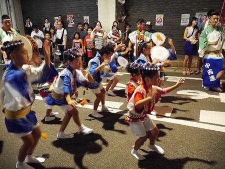 徳島県三好市,いけだ阿波踊り,行ってきました,ベストショット