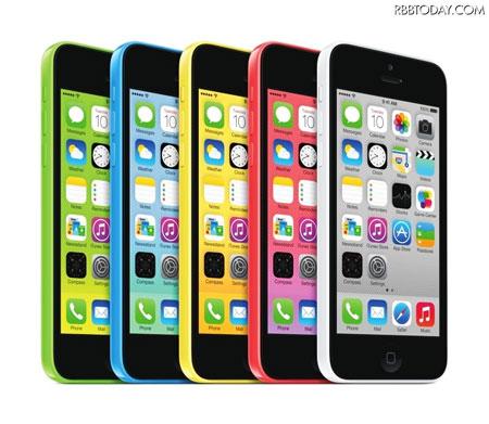 iPhone 5cの廉価版