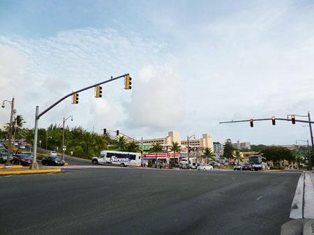 ウェスティンリゾート・グアム周辺 写真