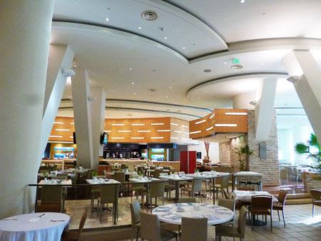ウェスティンリゾートグアムホテル ビュッフェレストラン・テイスト 写真