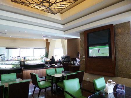 ウェスティンリゾートグアムホテル スターバックスコーヒー 写真