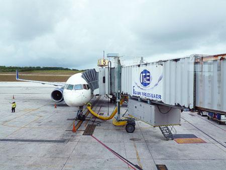 デルタ航空 エコノミーコンフォート ZONE1優先搭乗